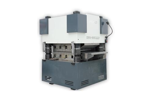 介绍液压式精密矫平机的设备特点
